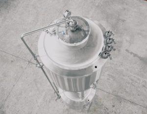 Small brewing equipment for pilot batch brewing