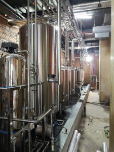 Bespoke Brewing Solutions 500L brewpub