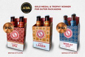 Specific Gravity Beverage Company AIBA winning beers